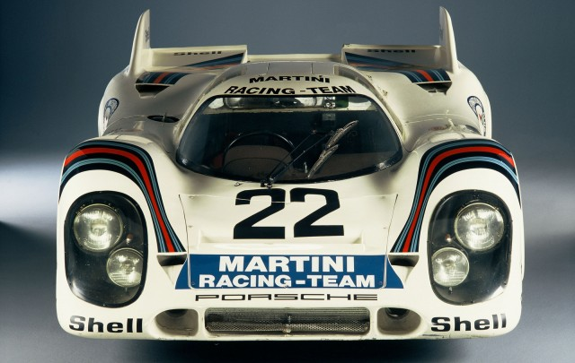 1971 Porsche 917 Kurzheck (Short Tail) race car