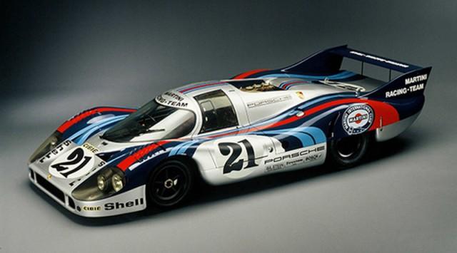 1971 Porsche 917 LH race car