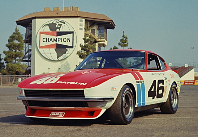 1972 BRE Racing Datsun 240Z
