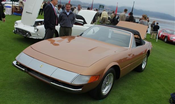 1972 Ferrari 365 GTB/4 Scaglietti Daytona Spyder