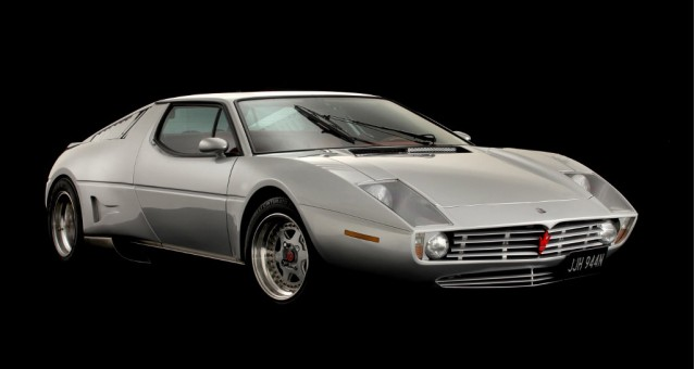 1975 Maserati Merak by Saurer