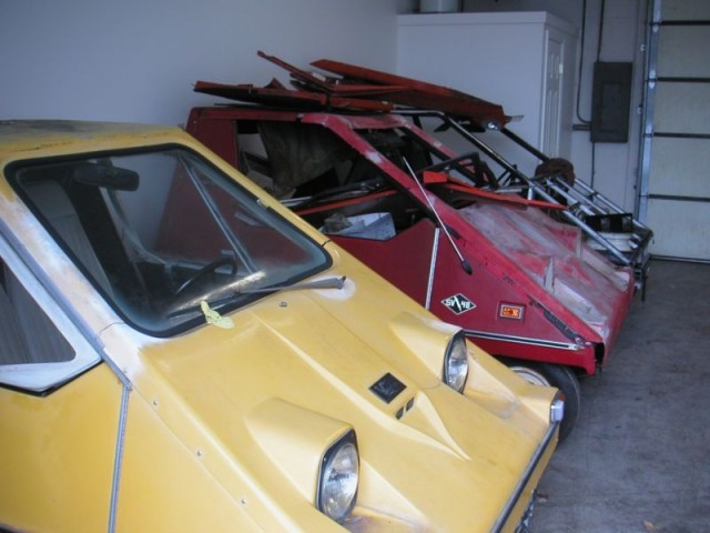1976 CitiCar Electric Cars (Image: eBay Motors)