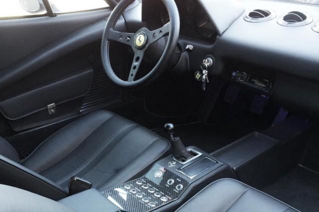 1978 Ferrari 308 GTS electric-car conversion