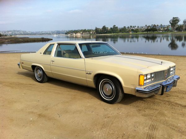 1979 Oldsmobile 98 Diesel, San Diego, offered on Craigslist, Feb 2013