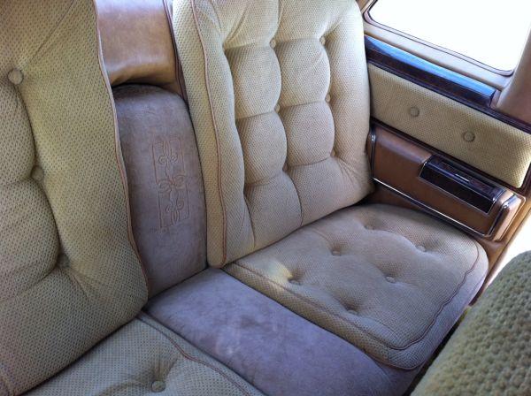 1979 Oldsmobile 98 Diesel, San Diego, offered on Craigslist, Feb 2013