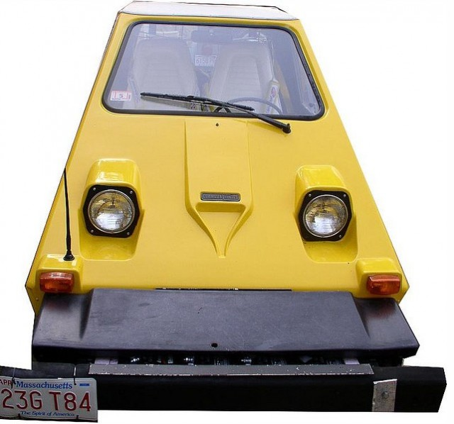 1980 Comuta-Car. Photo by Chad Conway