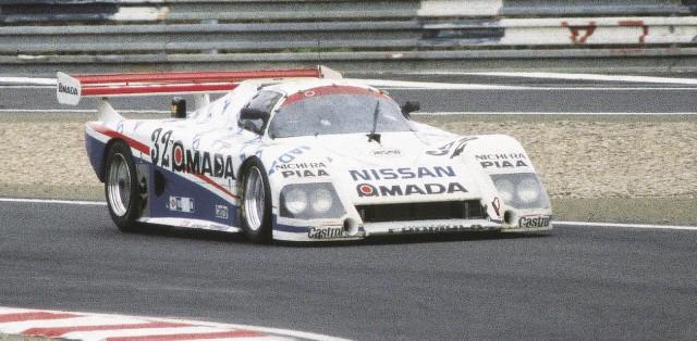 1986 Nissan R 85V