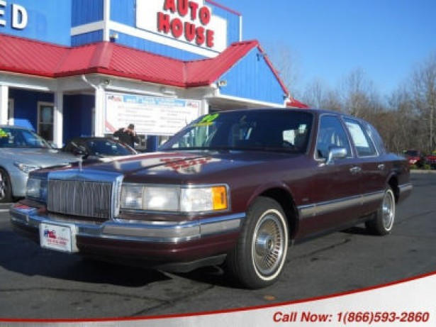 1990 Lincoln Town Car used car