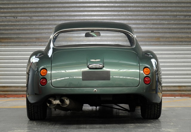 1991 Aston Martin DB4 GT Zagato Sanction II Coupe