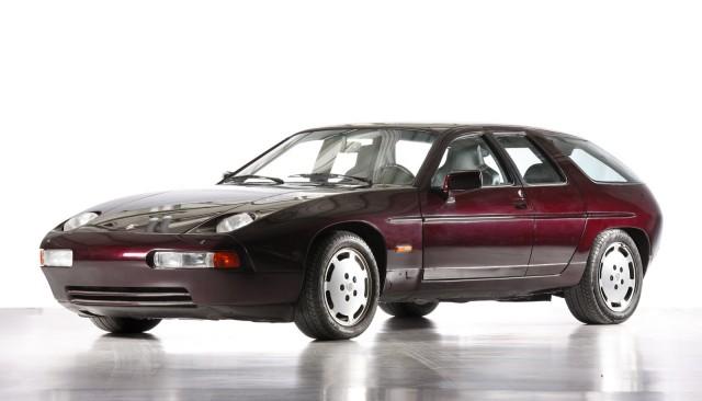 1991 Porsche 928 four-door concept