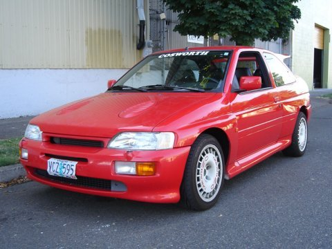 1994 Ford Escort Rs Cosworth On Ebay