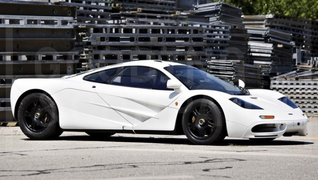 1995 McLaren F1 for auction via Gooding & Company