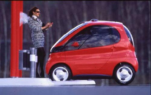 1996 Peugeot Tulip