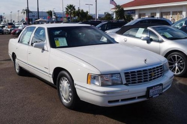 1997 Cadillac Deville used car