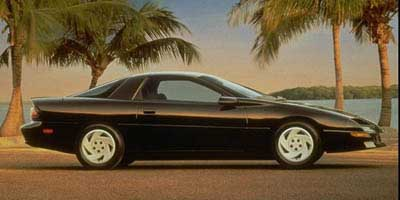 1997 Chevrolet Camaro Z28