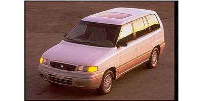 1997 Mazda MPV ES