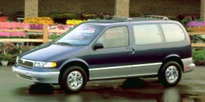 1997 Mercury Villager Wgn GS