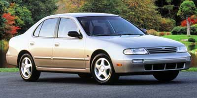 1997 Nissan Altima XE
