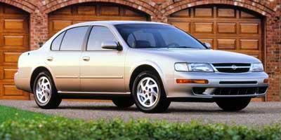 1997 Nissan Maxima GLE