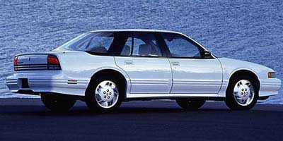 1997 Oldsmobile Cutlass Supreme Series I