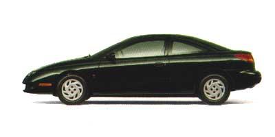 1997 Saturn SC 2dr