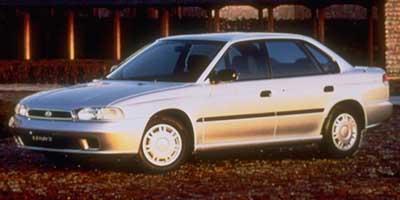 1997 Subaru Legacy Sedan L