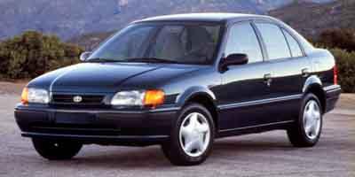 1997 Toyota Tercel CE