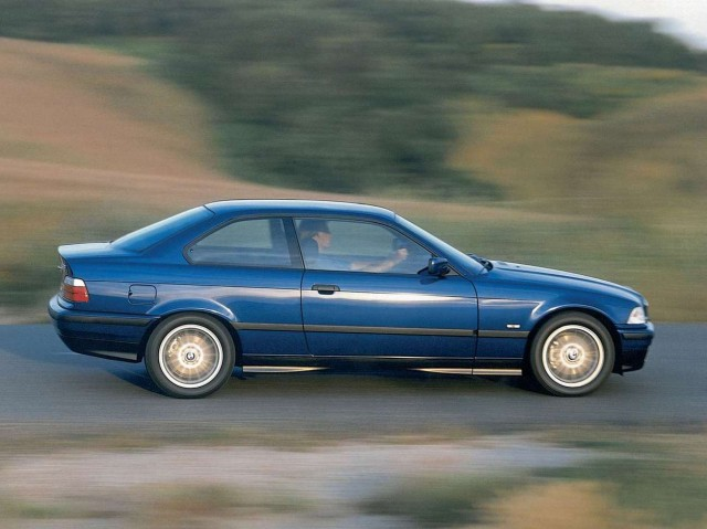 1998 BMW 3-Series Coupe