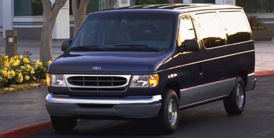 1998 Ford Club Wagon XL