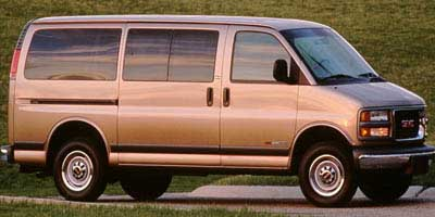 1998 GMC Savana Passenger