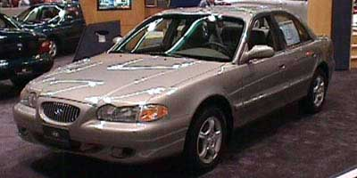 1998 Hyundai Sonata Review Ratings Specs Prices And