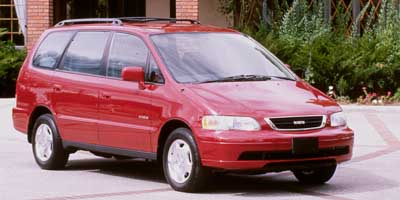 1998 Isuzu Oasis S