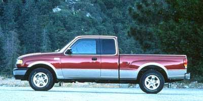 1998 Mazda B-Series 4WD Truck SE