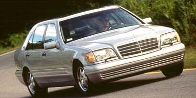 1998 Mercedes Benz S Class