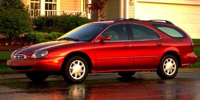 1998 Mercury Sable GS