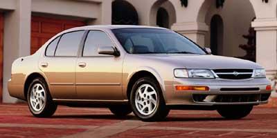 1998 Nissan Maxima GLE