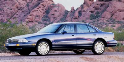 1998 Oldsmobile Regency