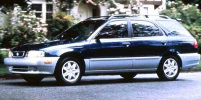 1998 Suzuki Esteem GL