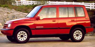 2000 Suzuki Sidekick - A New Sidekick Sport Model Was Added For Featuring A More Powerful Liter Engine It Was Fitted With Inch Alloy Wheels Two Tone Exterior - 2000 Suzuki Sidekick