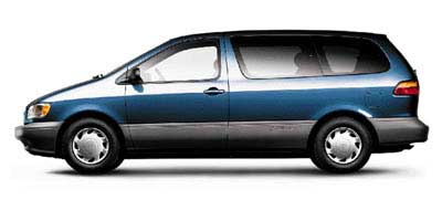 1998 Toyota Sienna LE