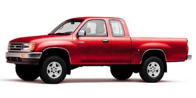 1998 Toyota T100 SR5