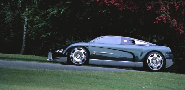 1999 Bentley Hunaudières