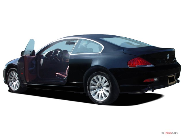 Image 2006 Bmw 6 Series 650ci 2 Door Coupe Open Doors