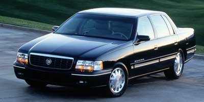 1999 Cadillac Concours