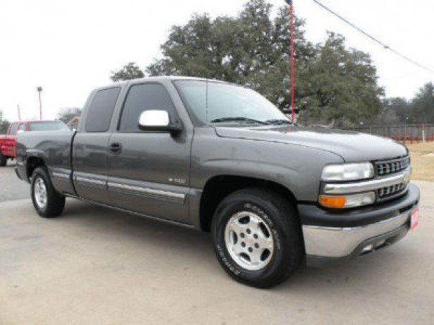 1999 Chevrolet Silverado used car