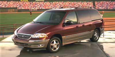 1999 Ford Windstar Wagon SE