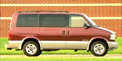 1999 GMC Safari Passenger