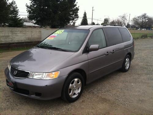 1999 Honda Odyssey used car