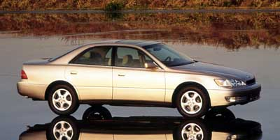 1999 Lexus ES 300 Luxury Sport Sedan