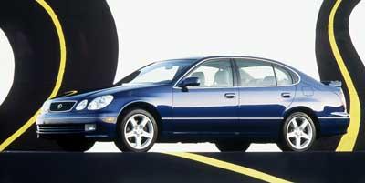 1999 Lexus GS 400 Luxury Perform Sedan